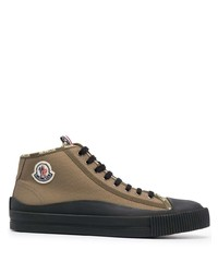 Moncler Lissex High Top Sneakers