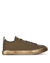 Giuseppe Zanotti Low Lace Up Sneakers