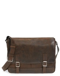 Oliver leather messenger bag medium 6873860