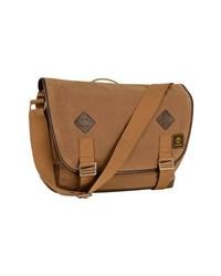 Timberland Madison Messenger Bag Tan Brown One Size