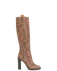 Etro High Heel Boots