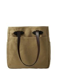 Filson Rugged Twill Tote Bag