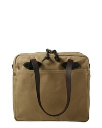 Filson Rugged Twill Zip Tote Bag