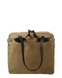 Rugged twill zip tote bag medium 8829325