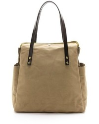 Southern field industries waxed canvas px tote medium 142611