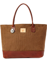 Will leather goods utility tote medium 142609