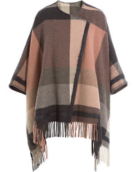 Etro Wool Cape