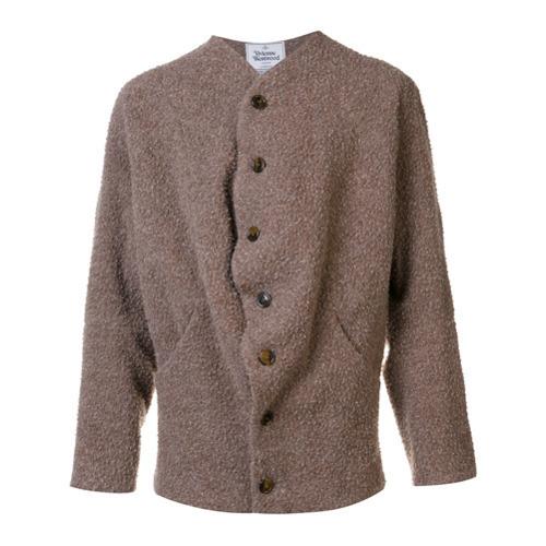 61440bcec3d7f ... Vivienne Westwood MAN Buttoned Cardigan ...