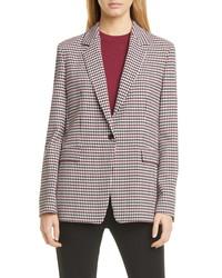 BOSS Jocalua Check Pattern Blazer