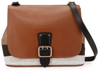 427645412993 ... Canvas Crossbody Bags Burberry Shellwood Small Check Crossbody Bag Tan  ...