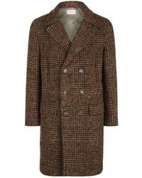 Brunello Cucinelli Long Wool Overcoat