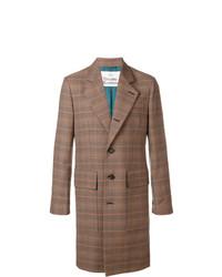 Vivienne Westwood Longline Check Coat