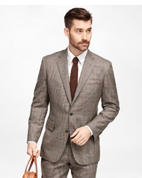 Brooks Brothers Own Make Check With Deco Suit