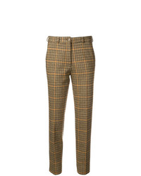 Etro Plaid Tailored Fitted Trousers