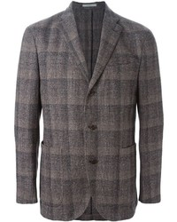Checked blazer medium 403178