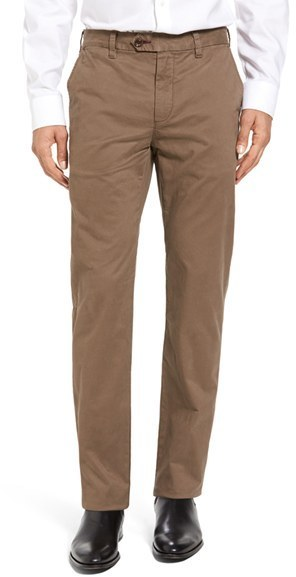 Ted Baker Big Tall London Slim Fit Chino Pants