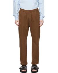 Barena Brown Bativoga Brula Trousers