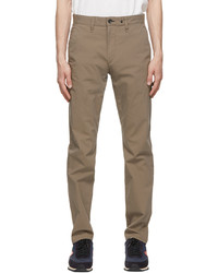 rag & bone Brown Fit 2 Chino Trousers