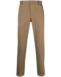 Pt01 Cropped Slim Fit Chinos