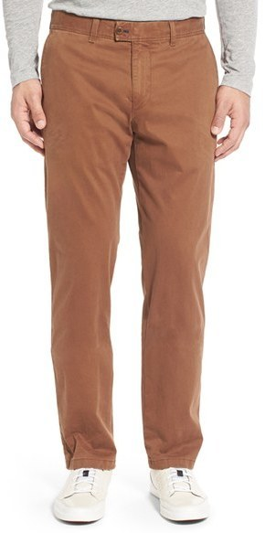 Brax Evans Flat Front Chinos