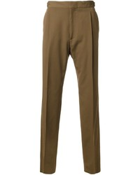 Lanvin Pleated Trousers