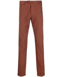 Tagliatore Slim Fit Chino Trousers