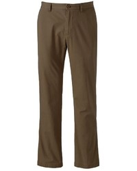 Sonoma Goods For Lifetm Relaxed Fit Twill Flat Front Chino Pants