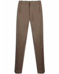 Z Zegna Stretch Cotton Chino Trousers
