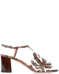 Chunky heel sandals medium 4109669