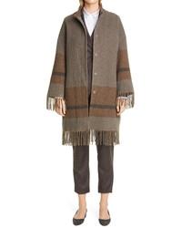 Fabiana Filippi Metallic Wool Blazer