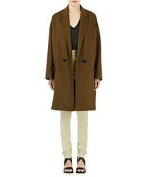 Isabel Marant Oversized Double Breasted Filipa Coat