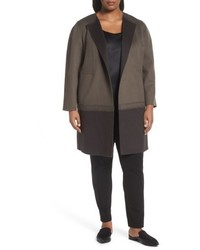 Plus size hayes wool cashmere coat medium 4952652