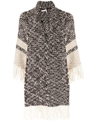 See by Chloe See By Chlo Scarf Cardigan Coat