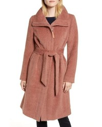 Cole Haan Suri Alpaca Wool Wrap Jacket