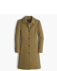 Tall italian double cloth wool lady day coat with thinsulate medium 5310929