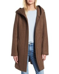 Textured hooded coat medium 8652683
