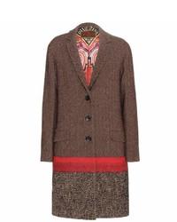 Etro Wool Blend Coat
