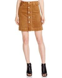 Mcguire columbier corduroy skirt 100 medium 385391