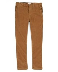 Brown Corduroy Dress Pants