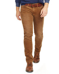 Polo Ralph Lauren Varick Slim Straight Corduroy Pants