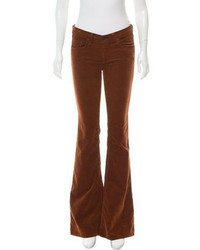 Rag & Bone Flared Corduroy Pants W Tags