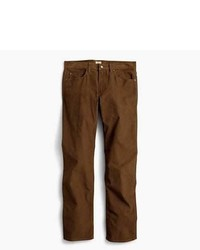 J.Crew 1040 Athletic Fit Pant In Corduroy
