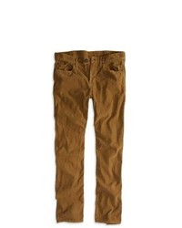 American Eagle Outfitters Original Straight Corduroy Pant