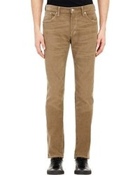 Citizens of Humanity Corduroy Core Jeans Nude