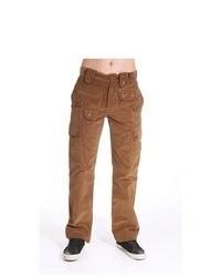 D&G Velvet Jeans Brown Rp0414 Sz 504456