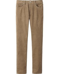Uniqlo Heattech Slim Fit Corduroy Jeans