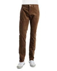 Michael Kors Michl Kors Straight Leg Corduroy Jeans