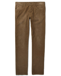 Gucci Slim Fit Corduroy Trousers