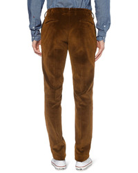 Incotex Slowear Slim Fit Corduroy Trousers