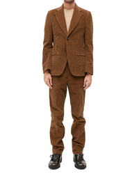 Maison Margiela Cotton Corduroy Suit